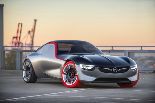 Opel GT concept: torna la trazione posteriore (2)