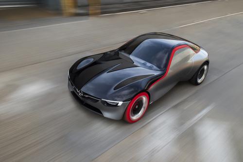 Opel GT concept: torna la trazione posteriore (8)