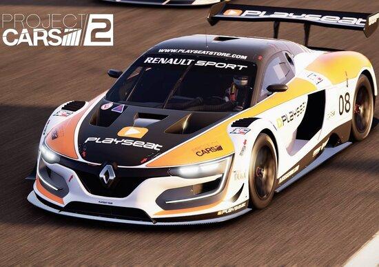 Esport, Renault e Project Cars 2 lanciano una nuova competizione