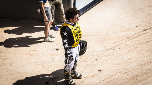 Over the top Flat Track, gara 1: un successo! (2)