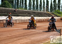 Over the top Flat Track, gara 1: un successo!