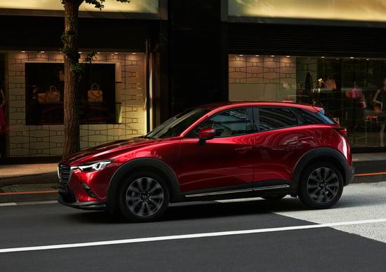Mazda CX-3: il MY 2018 debutta sul mercato giapponese
