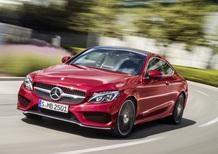 Nuova MercedesClasse CCoupé [Video]