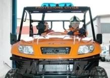 UXV 500, un veicolo versatile e multifunzione