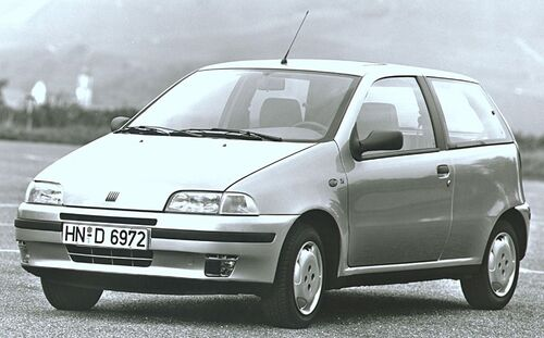 Fiat Punto, dagli anni '90 ad oggi. 25 anni di storia dell'utilitaria torinese (2)