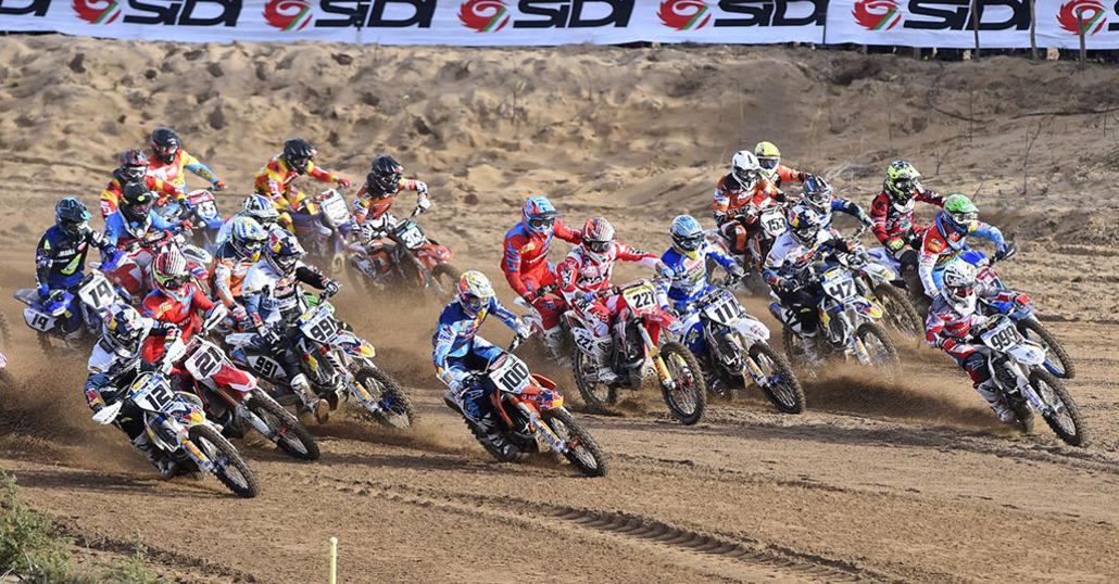 Motocross. Gli Internazionali d'Italia al via in Sardegna