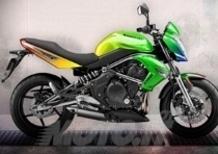 Kawasaki ER-6n Design Competition