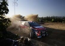 WRC 2018/Citroen. Portogallo 1. Meeke e Nagle, mai un 5° posto così stretto!