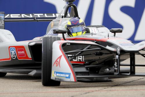 Formula E, ePrix di Berlino: pole per Abt (3)