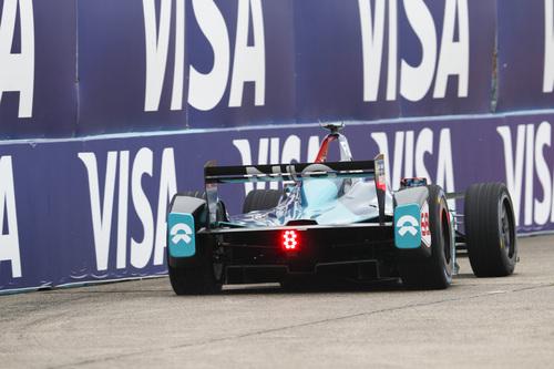 Formula E, ePrix di Berlino: pole per Abt (6)