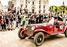 Mille Miglia 2018: trionfo Alfa Romeo con onore al Museo storico di Arese [video]