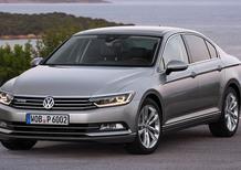 VW Passat: rallenta la domanda, ferme alcune fabbriche