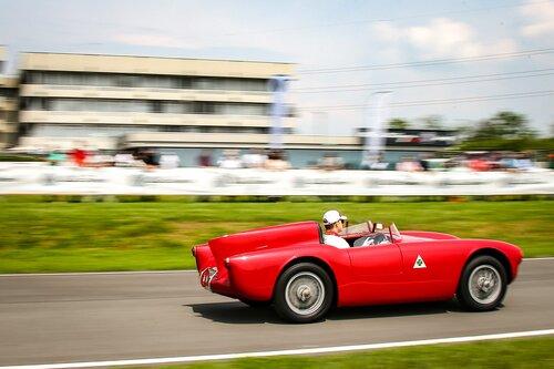 I piloti Alfa Romeo Sauber F1 al museo storico di Arese [video] (4)
