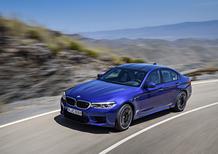 BMW M5, i prezzi: si parte da 122.000 euro