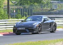 Porsche 718 GT4. In arrivo il restyling?