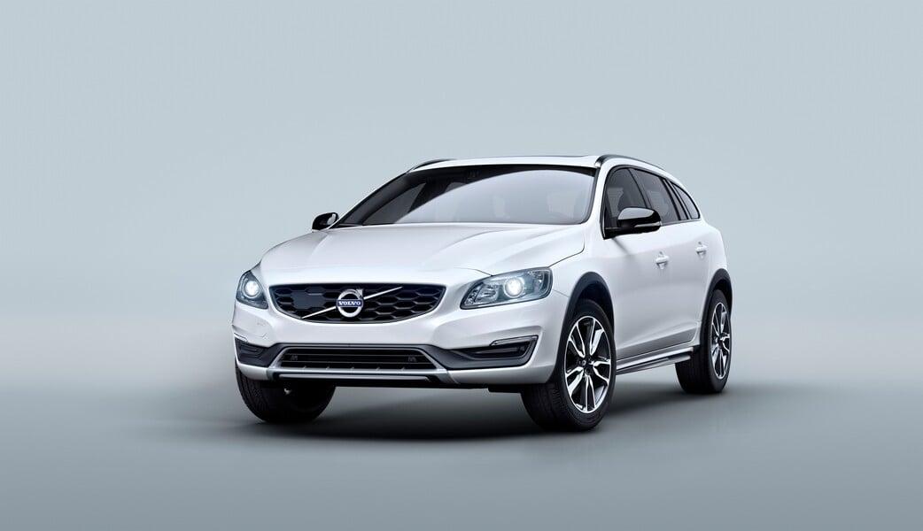 Volvo V60 (2015->>)