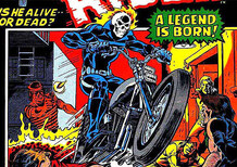 Le moto e l'arte: il fumetto