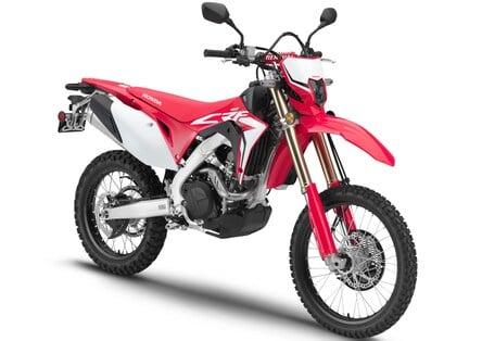 Honda CRF 2019, cinque modelli e le novità CRF250RX e CRF450L