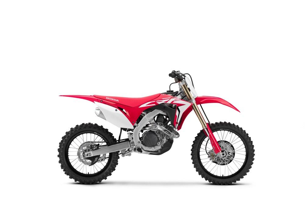 Honda CRF 450 R (2019) (3)