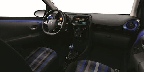 Peugeot 108 2018, aggiornamenti in vista  (5)