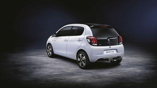 Peugeot 108 2018, aggiornamenti in vista  (2)