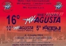 Revival MV Agusta e Brutale On Tour