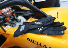 McLaren F1 con Sparco fino al 2021: Vandoorne testimonial