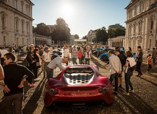 Anche modelli inediti e one-off scenderanno in strada a Torino il prossimo giugno