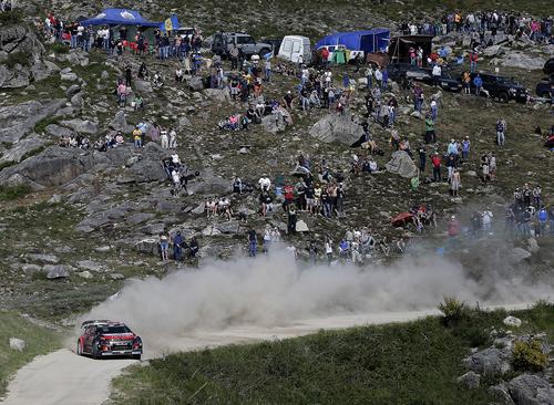 WRC, Rally Portogallo 2018: le foto più belle (3)