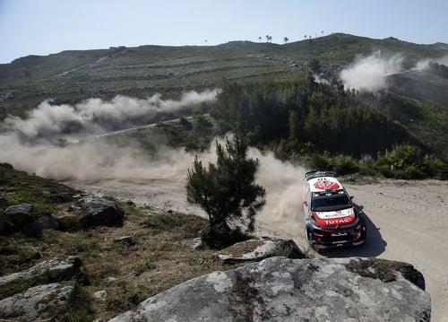 WRC, Rally Portogallo 2018: le foto più belle (6)