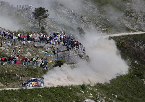 WRC, Rally Portogallo 2018: le foto più belle (9)