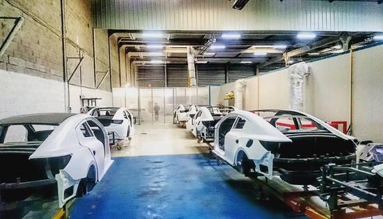 MPM PS.160: la Coupé da € 9.900 arriva in Italia  Assemblaggio
