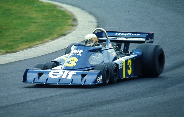 Formula 1: la vera storia di Jody Scheckter - 1a Parte