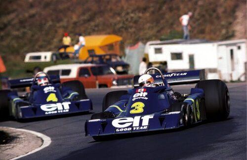 Formula 1: la vera storia di Jody Scheckter - 1a Parte (4)