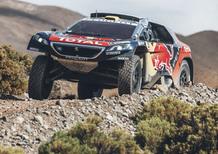 """Dakar 2016, intervista a Famin """"il Mago"""" e Despres """"l'Apprendista"""""""