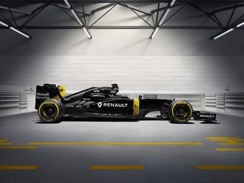 Formula 1, ecco la Renault! Magnussen e Palmer titolari, Ocon riserva (3)