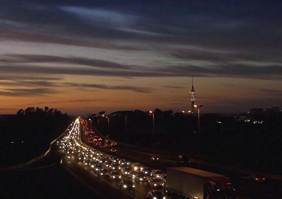 Roma, il GRA ancora al buio
