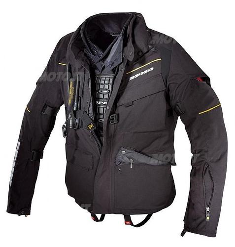 La giacca multistrato Venture Neck PDS