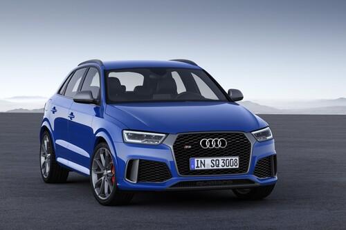 Audi RS Q3 Performance: 367 cavalli per il SUV di Ingolstadt (4)