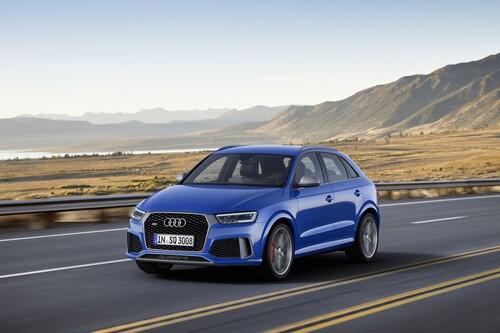 Audi RS Q3 Performance: 367 cavalli per il SUV di Ingolstadt (7)