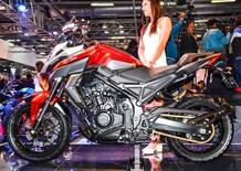 Honda CX-02 Concept ad Auto Expo 2016
