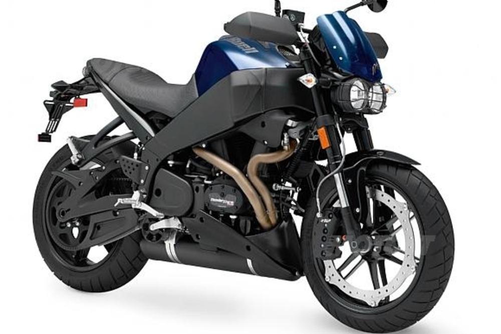 L'unica vera niovità Buell per il 2010 è la XB12SX, ovvero la City X col motore da 1.200 cc anziché 900