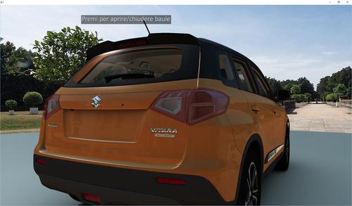 In arrivo il nuovo simulatore Suzuki: percezione di tutte le varianti possibili (3)