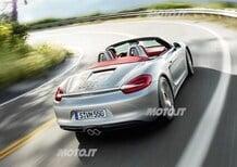 Porsche Boxster 981: l'EPA ne riconosce i consumi contenuti