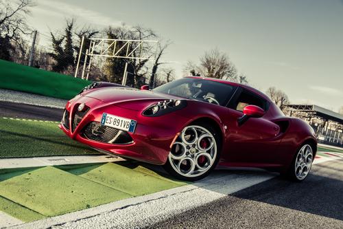 Le auto del Milione: Alfa Romeo 4C (2)