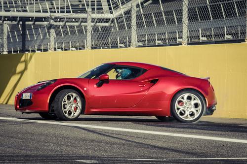Le auto del Milione: Alfa Romeo 4C (5)