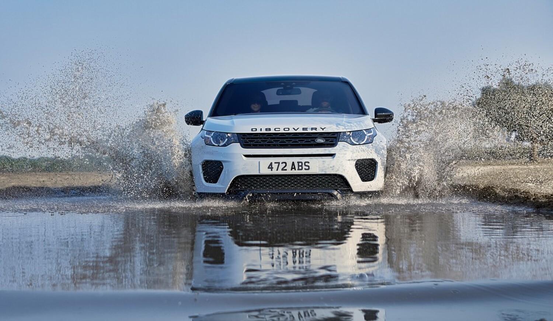 Land Rover Discovery Sport, ecco la versione Landmark