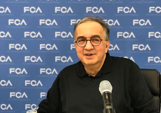 FCA, Marchionne: Posizione finanziaria netta positiva entro fine giugno