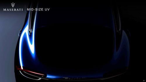 Maserati: Alfieri, D-SUV ed elettriche nel piano industriale 2018-2022 (3)