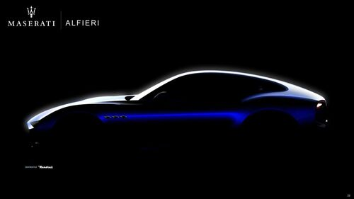 Maserati: Alfieri, D-SUV ed elettriche nel piano industriale 2018-2022 (4)
